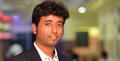 Sandip Saha, Co-founder & Director, Innofied