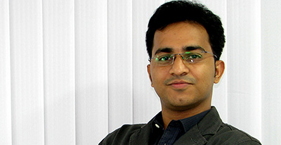 Swarnendu De, Co-founder & Director, Innofied